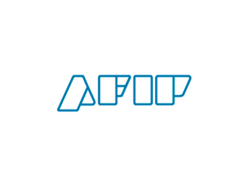 Logo AFIP. DIRECCION REGIONAL SALTA