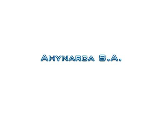 Logo AHYNARCA S.A.