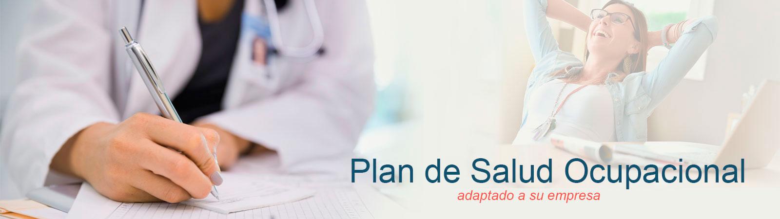 Plan de salud ocupacional adaptado a su empresa